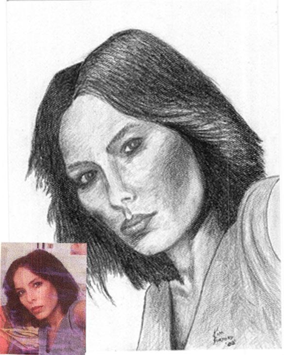 Teresa Portrait